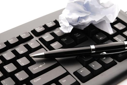 Pep Talk: Write Garbage | Sarah Biren Writes